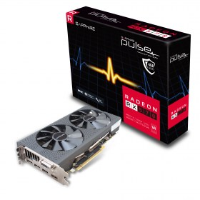 SAPPHIRE PULSE RADEON RX 570 4G with box